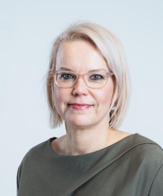 Toimitusjohtaja Soile Kuitunen. Valokuvaaja Pihla Liukkonen.