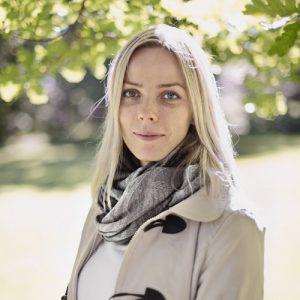 Johanna Stenberg. Kuva: Heidi-Hanna Karhu.